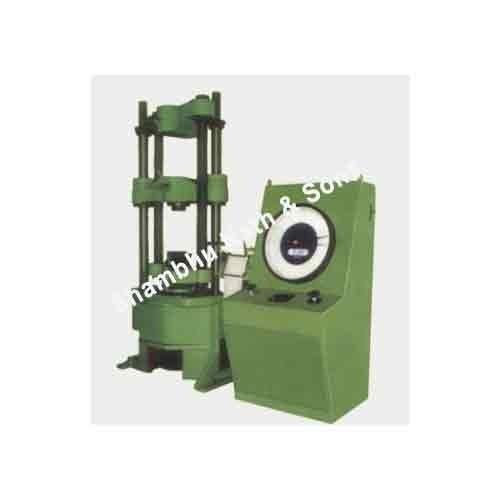 60 Ton Universal  Testing Machine